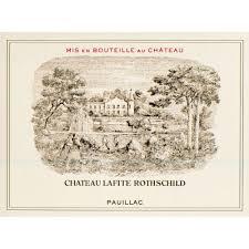 etiquette-chateau-lafite-rothschild