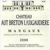 Chateau Haut Breton Larigaudière